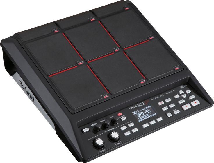 Roland SPD-SX Drum Pad