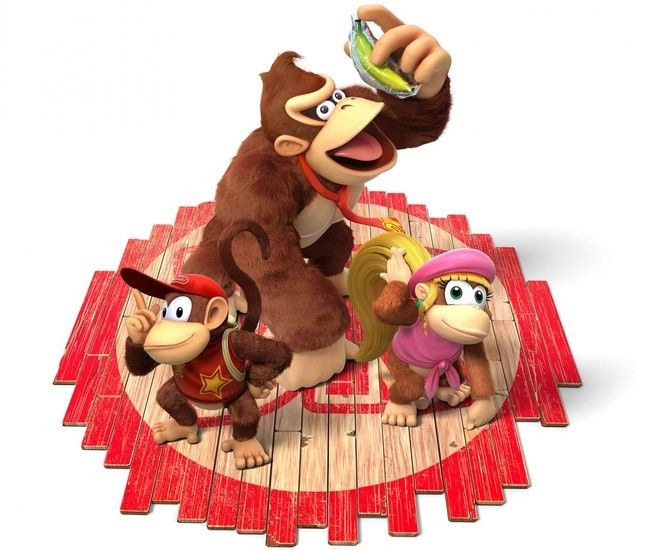Donkey Kong Country: Tropical Freeze - can't wait to play this!