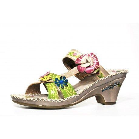 sandale laura vita vasco en solde à découvrir www.cardel-chaussures.com