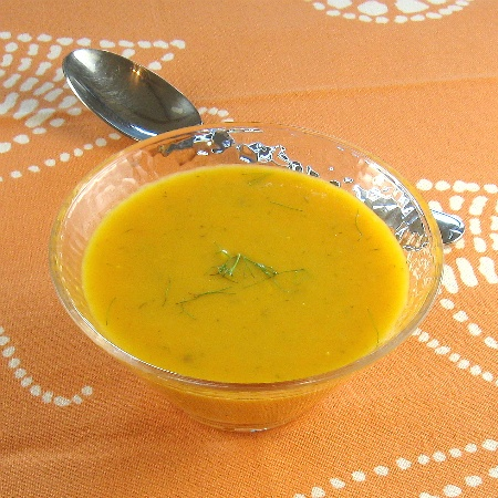 Carrot and fennel soup | Soups of the world | Pinterest