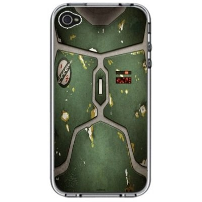 Boba Fett Armor iPhone Case