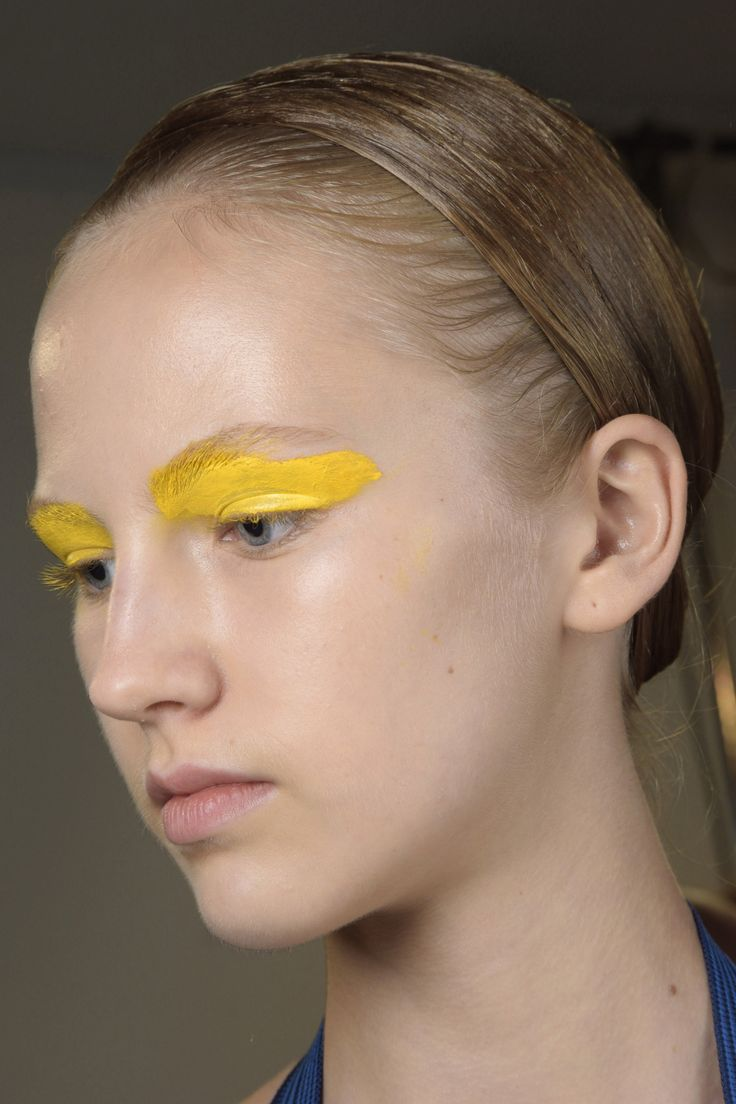 Jessica Z Beauty — thebeautymodel:   Missoni Spring/Summer 2016