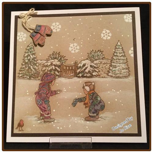 JR Crafts: Pure Jayne Nestorenko