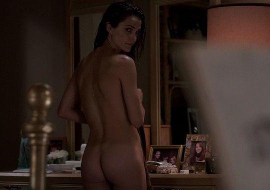 ginger female naked asses