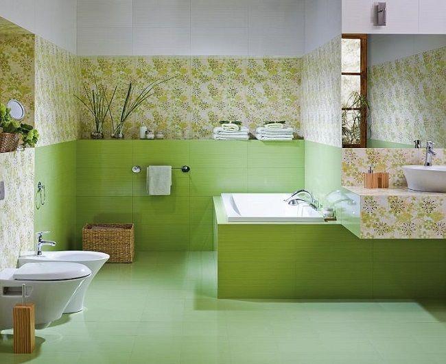 1-combinatii de faianta vernil amenajare baie moderna :: CasaDex – case, constructii, amenajari, decoratiuni