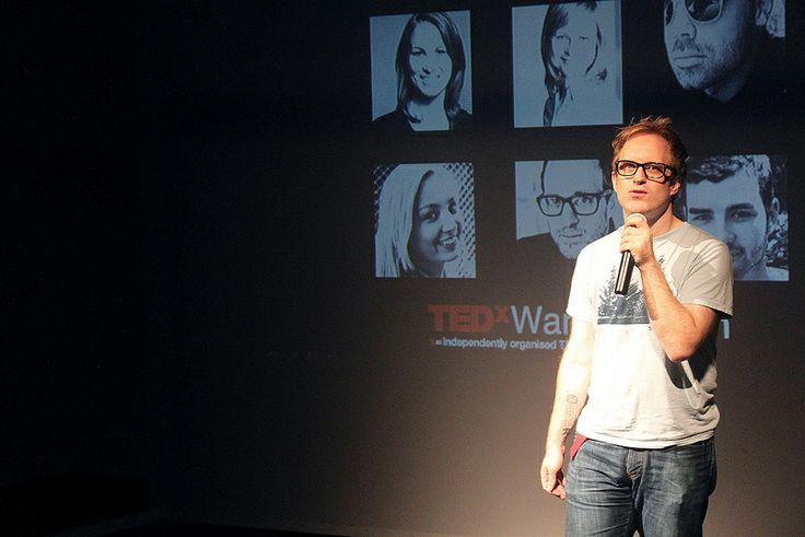 The TEDxWarsawSaloon Team preparing the TEDXWarsawSalon #4 @Brittney McGee #TED #TEDx  #coworking #serendipity #startup