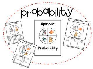 Probability for Kindergarten/1st grade