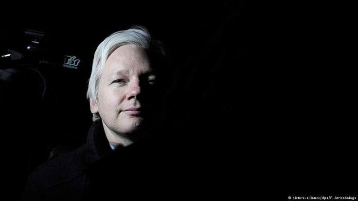 ¿Qué ocurrirá con Assange? El Mundo DW 19.05.2017