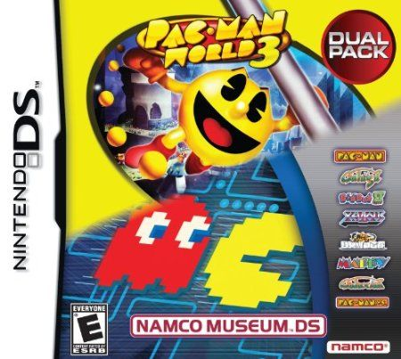 Namco Museum/PacMan World 3 Bundle