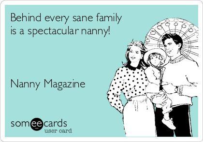#NannyMagazine