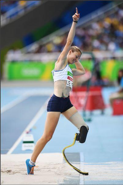 Marie-Amélie le Fur - Athlétisme - France - JO 2016