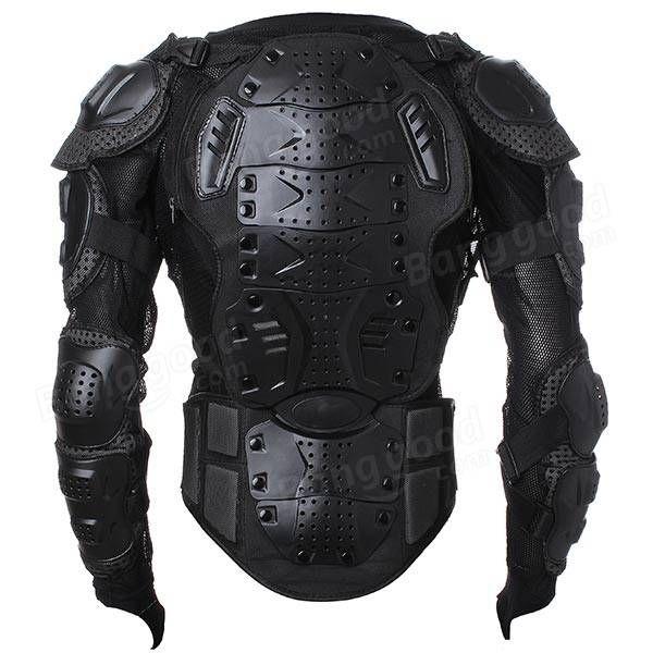 Motocross Racing Motorcycle Armor Protective Jacket Racing Body Gears - US$37.99