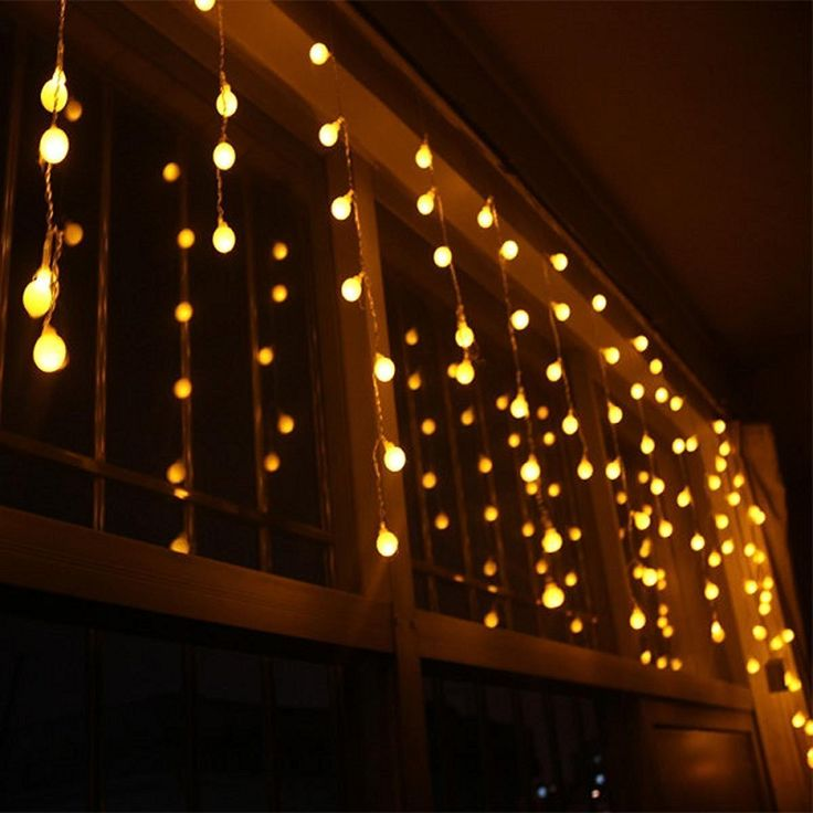 #ChristamsDecoration Blinngo LED Globe String Lights, 40LED 13ft Portable  Battery Powered Fairy Lights,