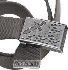 Minecraft Iron Sword Belt Brand New 2 sizes Available Free Post!