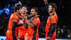 U Mumba vs Telugu Titans, Live Streaming, Match 21, Pro Kabaddi 2016