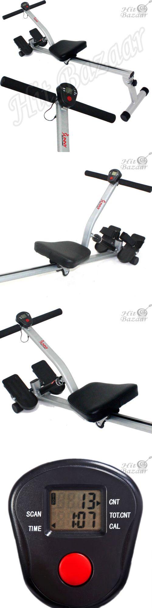 rowing machine best workout