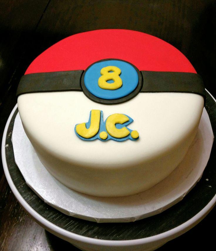 Pokémon cake. Cakes by Spring.