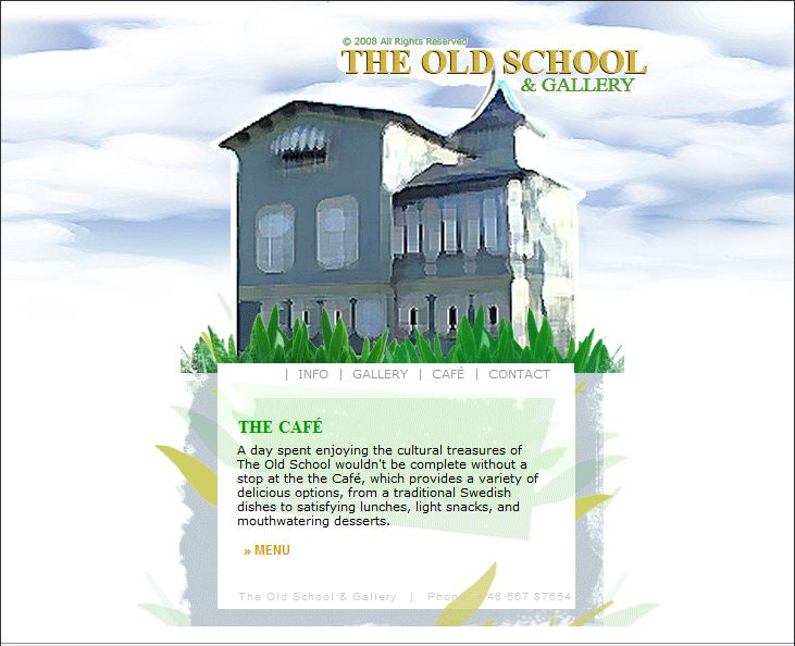 | HTML | ☆ The Old School ☆