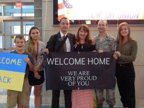 Check out these examples of banners and signs for the return of Mormon missionaries. Templates are customizable and include welcome home signs and more.