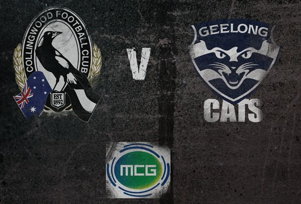 AFL Premiership Season Round 3 Collingwood vs Geelong Cats 2014 is on 5th April 19:40 (AEDT) in Melbourne, Australia.Collingwood vs Geelong, MCG, Saturday night, this is huge. After 2 rather