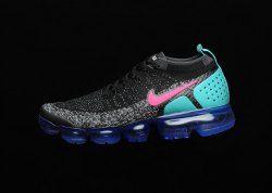886c301394dad Nike Wmns Air VaporMax 2. 0 Black White Dusty Cactus Hot Punch 942843 003  Women s Men s Running Shoes