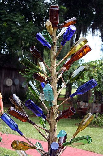 Bottle Tree...a Southern Tradition
