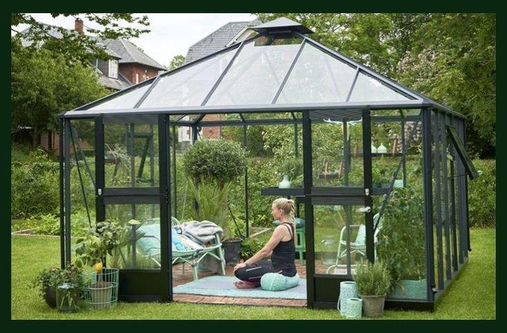 Greenhouse SHE Shed 22 Awesome DIY Kit Ideas | Backyard ...