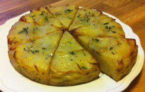 Dette er en af mine favoritmetoder at tilberede kartofler på. Det er ikke sundt og det tager lang tid, men det smager bare sk*** godt. ...