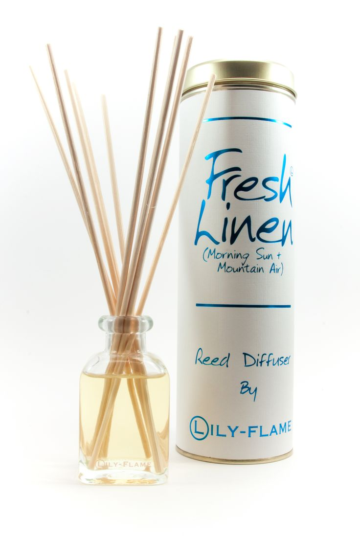Can't beat fresh linen sheets and this diffusers just smells like it x