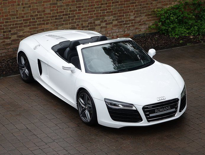 25 best audi r8 white ideas on pinterest audi dream cars and audi cars. Black Bedroom Furniture Sets. Home Design Ideas
