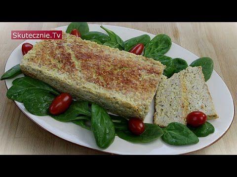 Pieczeń mięsna z kaszą jaglaną i przyprawą gyros :: Skutecznie.Tv [HD] - YouTube