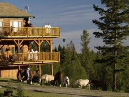 What do you get when you combine outdoor activity and a guest ranch? - Healthy!