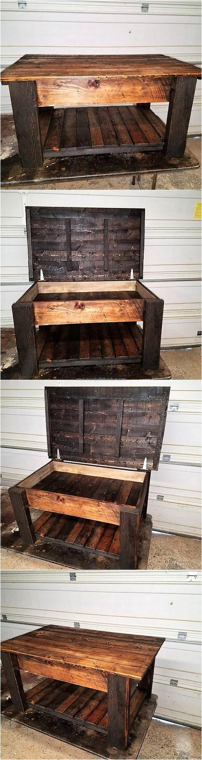40 Easy Ideas for Pallet Recycling Those