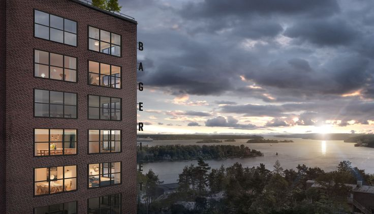 Oscar Properties - Kvarnholmen - Bageriet