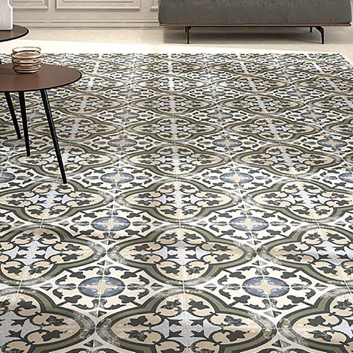 Conceptum 10 X 10 Porcelain Spanish Wall Floor Tile Tile Floor Flooring Elitetile