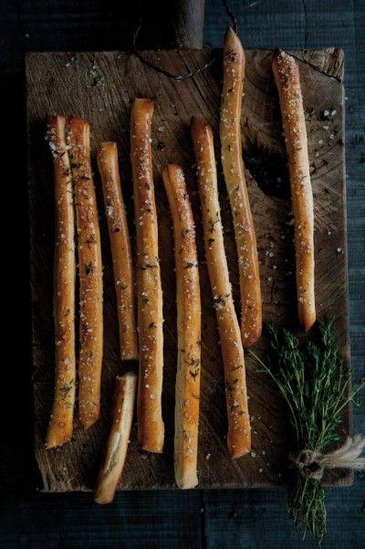 Homemade soepstengels uit het kookboek: Soep - bij Janneke thuis