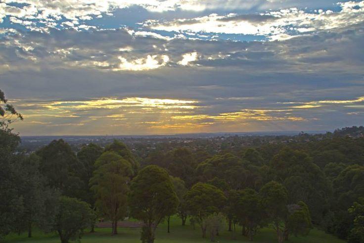 Via Gilbert B. on website. Favourite place in Denistone, NSW (June 2014) #rydenseek