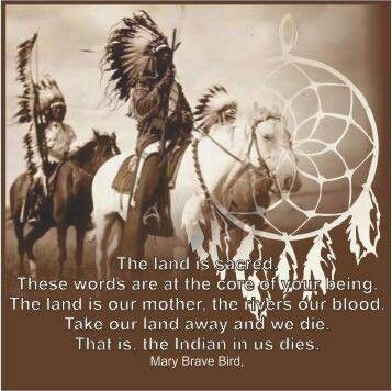 Women Are Sacred: 11 Native American Quotes About