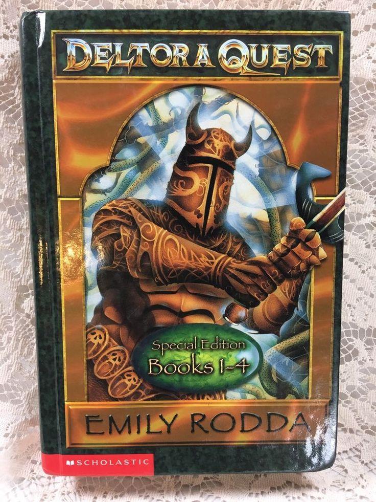 Deltora quest special edition hardcover book 14 emily