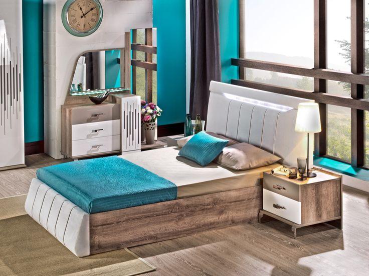 Viyola Yatak Odası | Decorall