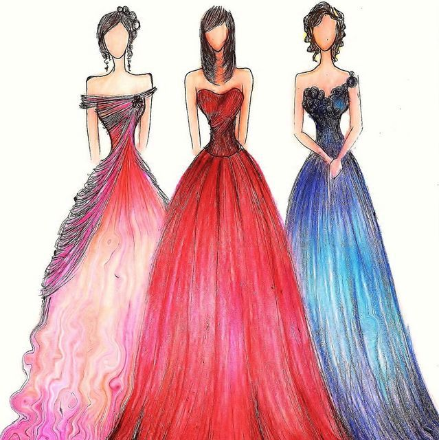 Pick a gown