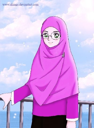 7 best anime images on Pinterest  Boyfriends, Hijab cartoon and Manga anime