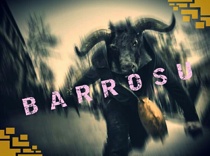 Barrosu !! = Prepotente
