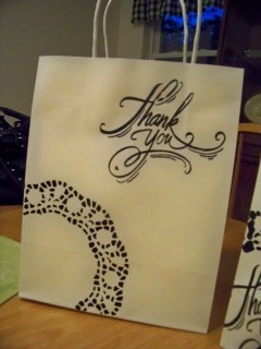 Wedding Gift Bags At Michaels : wedding hotel town wedding wedding 2012 wedding favs ashley s wedding ...