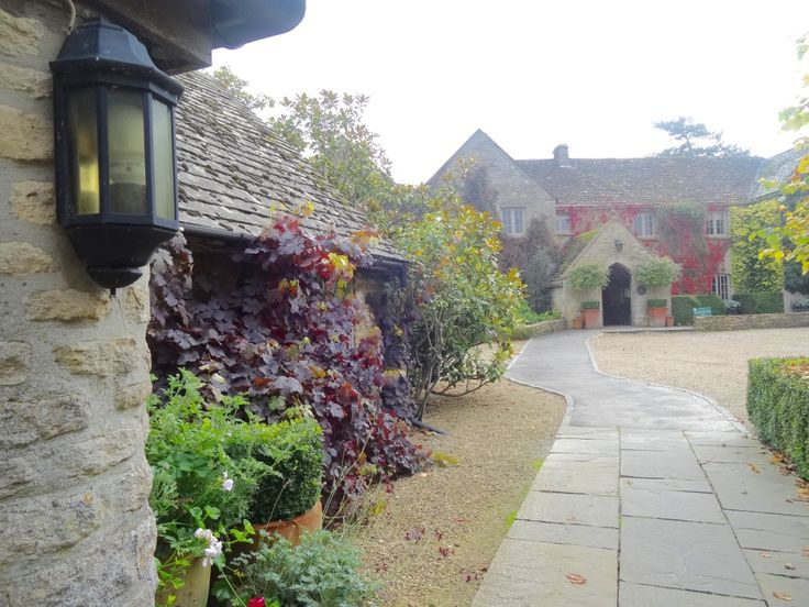 The Leaves Have Turned And Season Has Changed It S Definitely Autumn At Calcot Manor