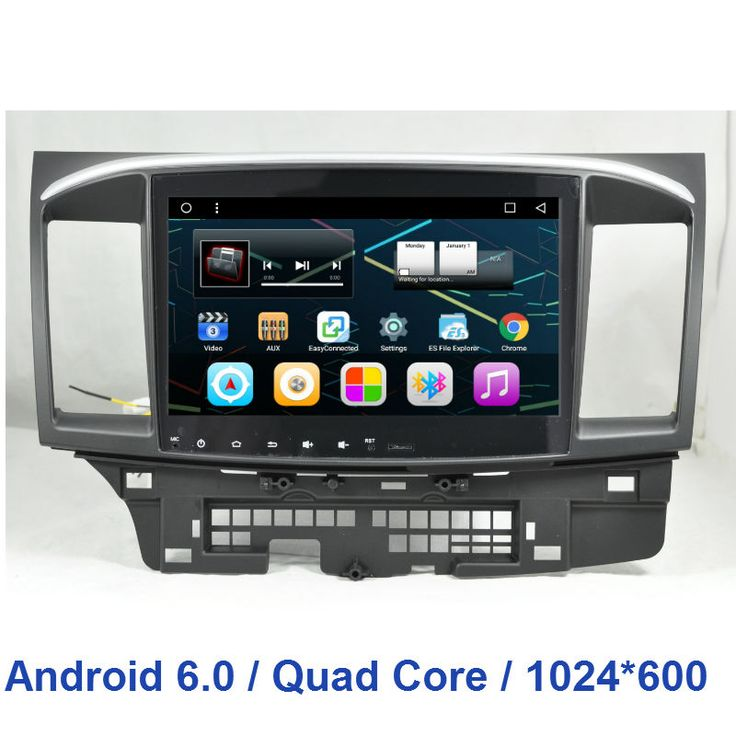 Quad Core 2 Din  Android 6.0  CAR Radio DVD GPS Player  FOR Mitsubishi  Lancer 2007-2011 2012 2013 2014 2015 WIFI Mirror link