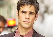 Eddie Cahill...loved him since Miracle...