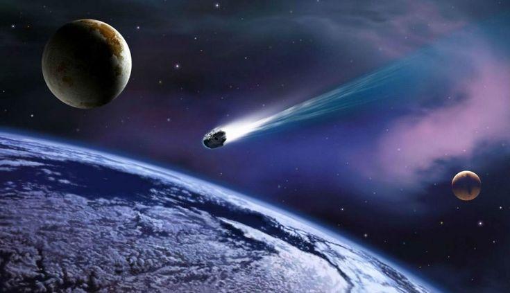 Teoria di un astronomo russo afferma che il gigantesco Asteroide 2016WF9 potrebbe colpire la Terra nelle prossime settimane