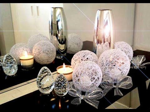 Luminária de Barbante Lavável [PARTE 1] / Twine Lampshade / Lampara de Hilo DIY #14 - YouTube