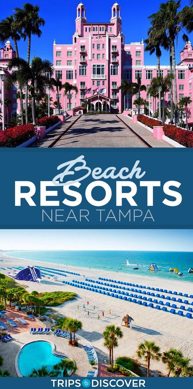 10 Best Beach Resorts Near Tampa Florida Tripstodiscover Florida Resorts Florida Beach Resorts Caribbean Beach Resort